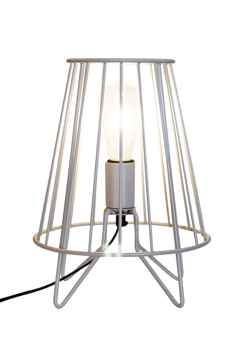 Fluke Table Lamp - Grey