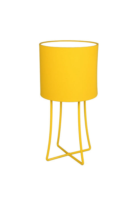 Jasper Table Lamp - Light Yellow