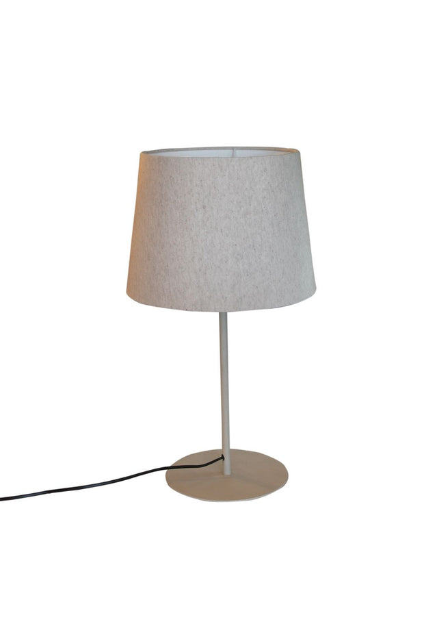Metal Upright Table Lamp - Dune
