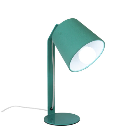 Einstein Desk Lamp- Baby Green Gloss