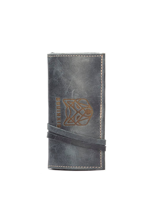 DENIM TOBACCO POUCH