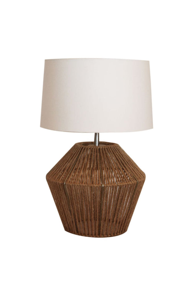 Ubud Woven Table Lamp