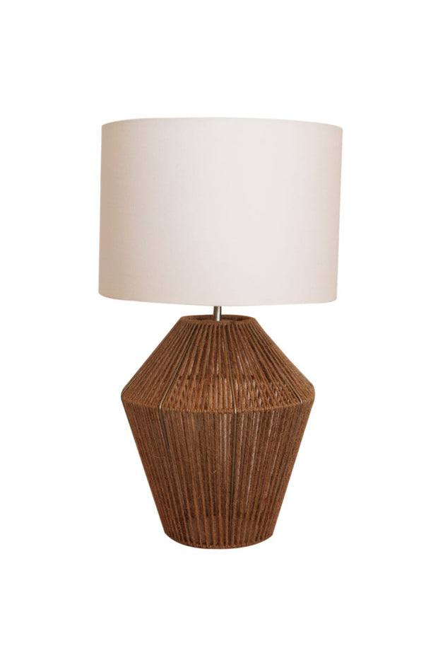 Kuta Woven Table Lamp