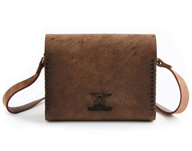 The Baguette Leather Light Brown