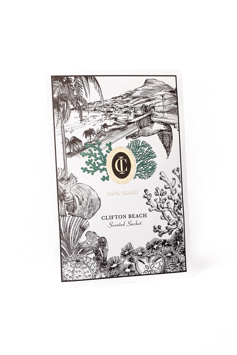 Clifton Beach Scented Sachet