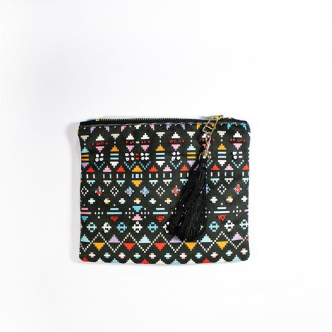 Faatimah Mohamed-Luke Mother Tongue Cosmetic Pouch