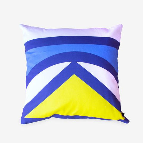 Minimalist Ndebele Pillow Cover