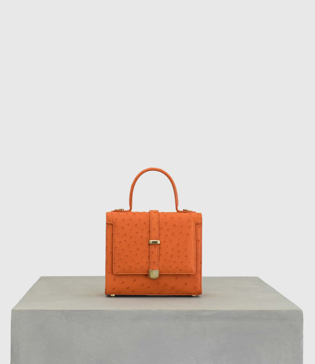The Mini Moya in Spicy Orange