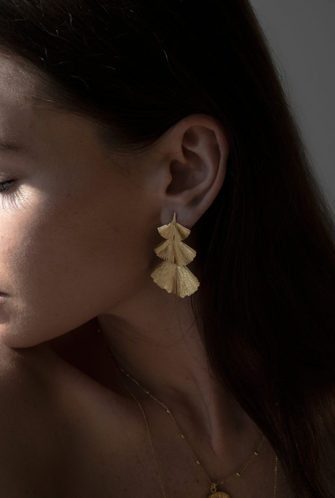 GINGKO TRÊS || EARRINGS