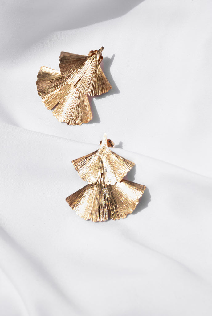 GINGKO DUAS || EARRINGS