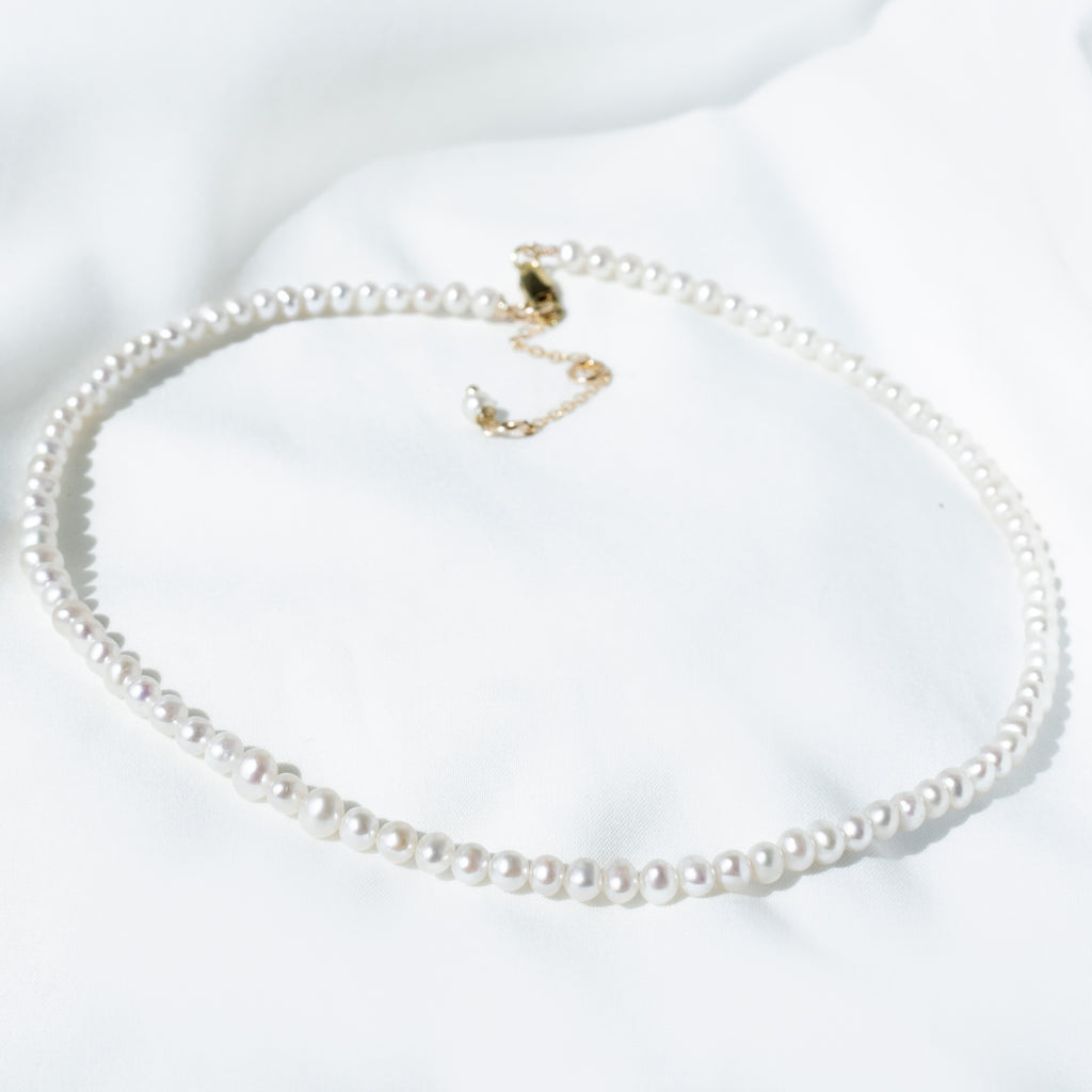 MINI PEARL COLLAR
