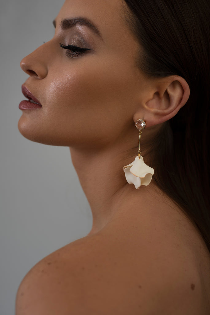 LILY STEM || EARRINGS