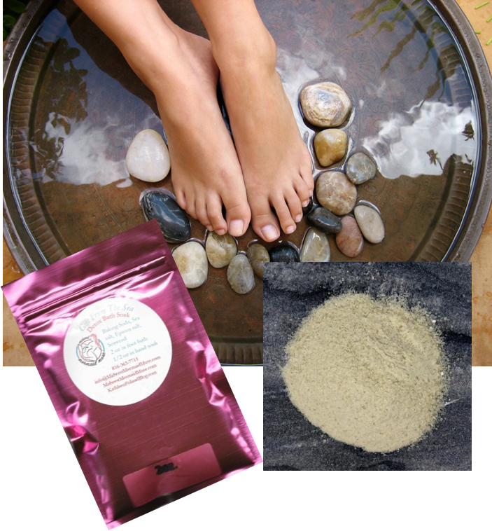 Detox Bath Soak  (2 Ounce Package)