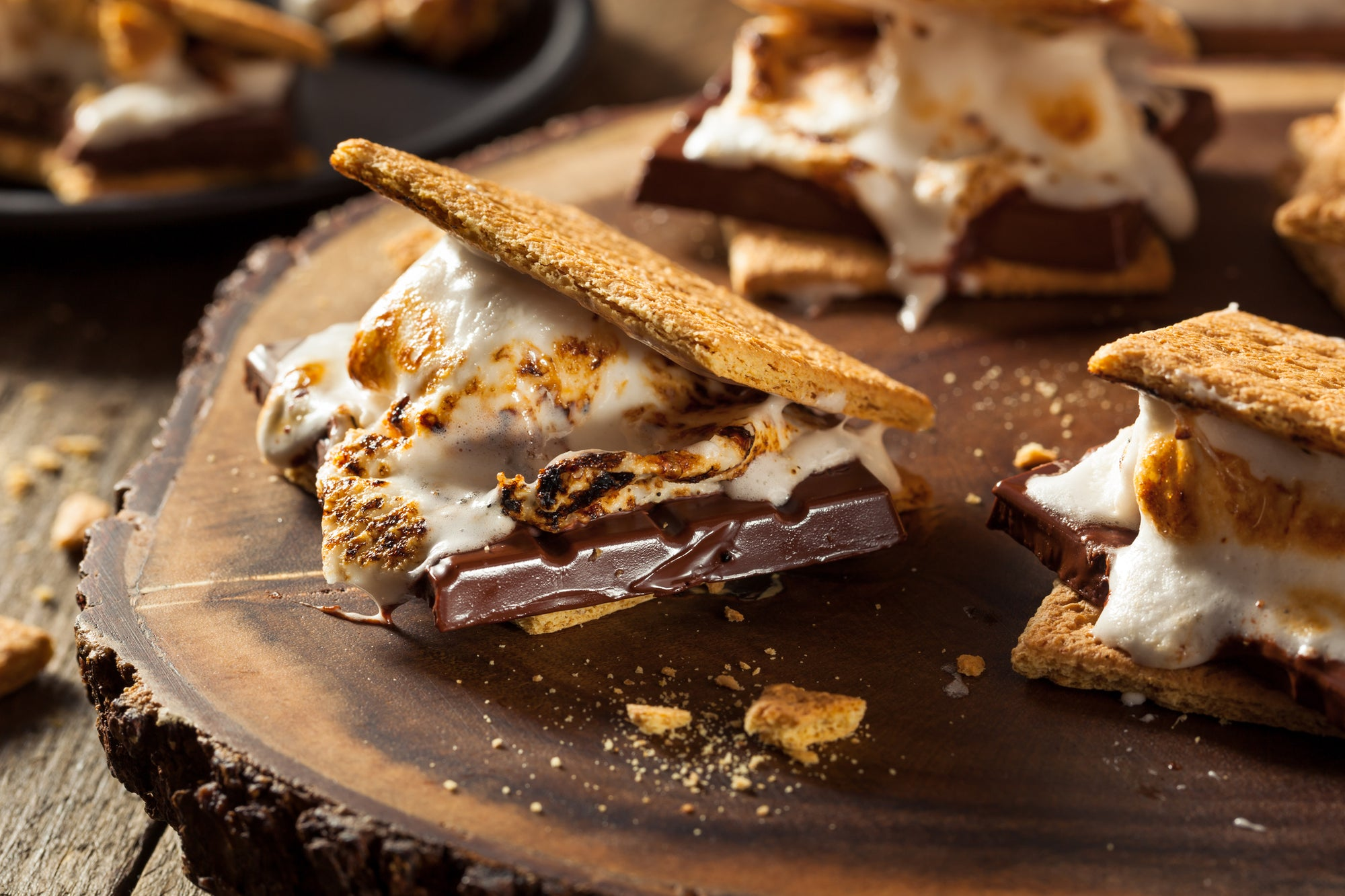 Fun and Unique S'mores Recipes