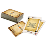 Walden Fire-Side Chats Conversation Playing Cards