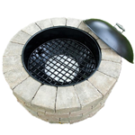 Walden Backyards Legacy Fire Pit System