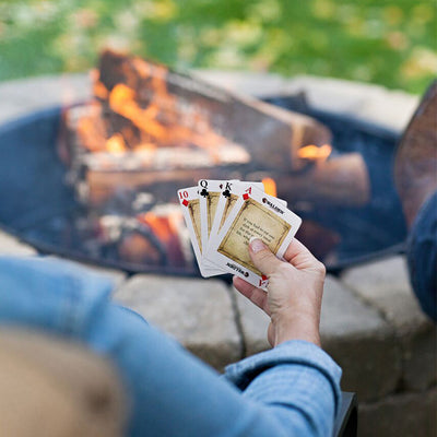 Bonfire Card Game Bonfire Games Party Game Conversation Cards Conversation Prompts Card Game