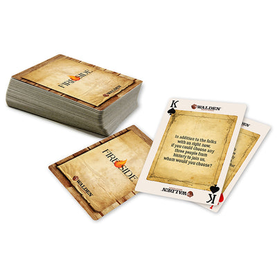 Conversation Starter Cards Fun Family Friendly Card Game