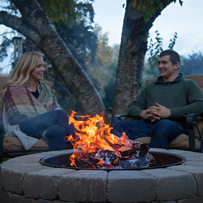 Durable Fire Pit Ring for Outdoor Use