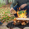 Walden Original Fire Pit Grate w/ Ember Catcher