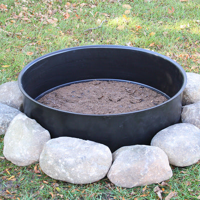 Outdoor Fire Pit Ring