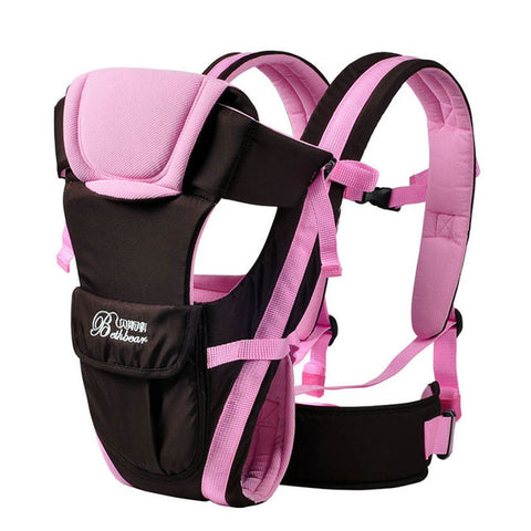 0-30 Months Breathable Front Facing Baby Carrier