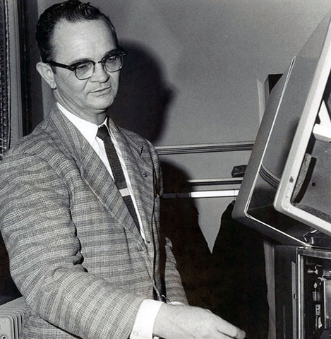 Dr. Roscoe Jackson Allen, Sr.  The director of the first on campus computing center for The University of North Carolina at Greensboro in 1967.