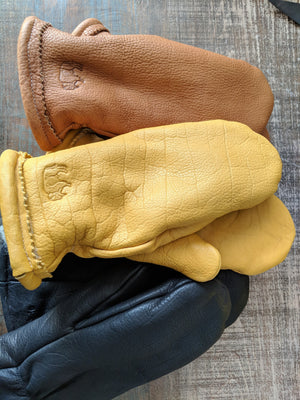 Handmade Children's Mitts
