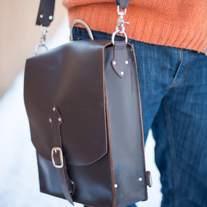 Chuck Signature Satchel