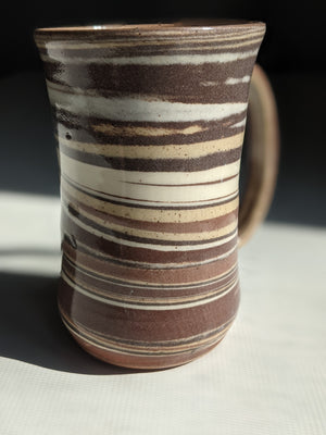 5-Layer Agate Mug