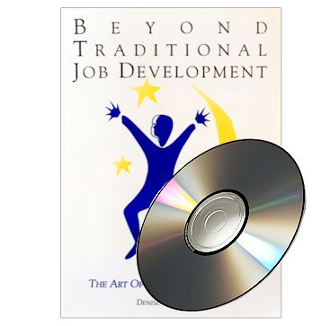 Beyond Traditional Job Development: The complete book on audio CD
