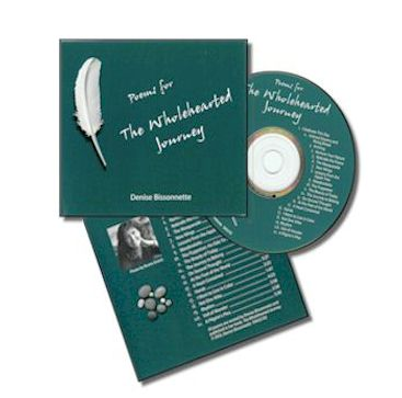 CD: Poems for the Wholehearted Journey