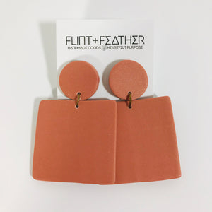 Clay Collection - Bea Earrings