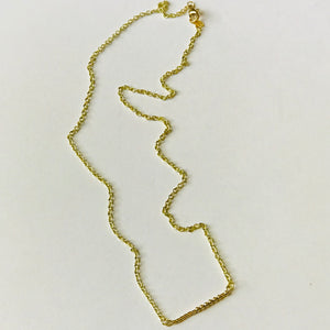 The Momsy - Mother Morse Code Necklace (Nickel Free)