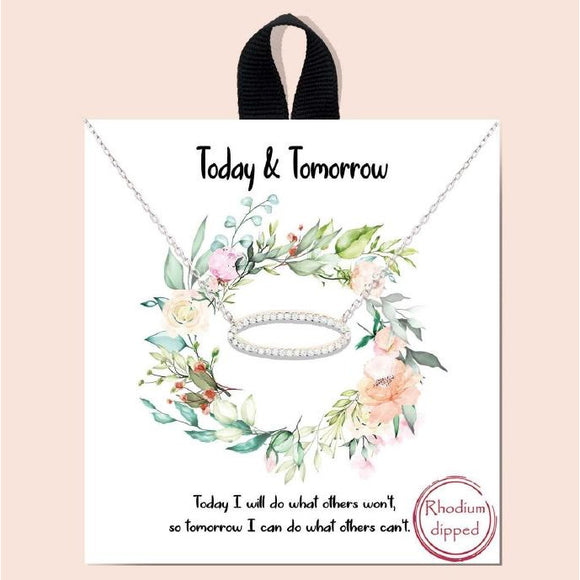 Today & Tomorrow - silver