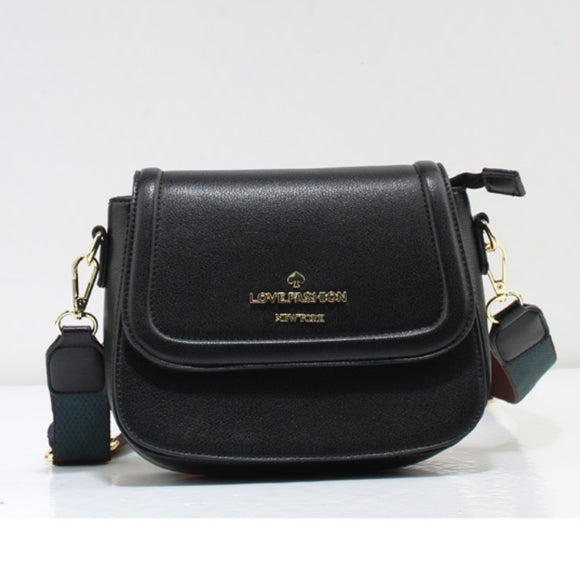 Love Fashion crossbody bag - black