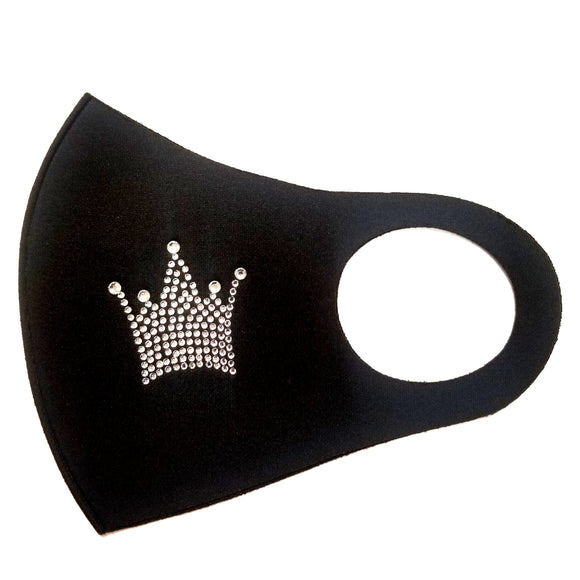 Royal Crown stud mask