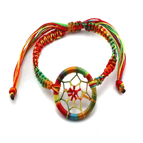 DREAM CATCHER BRACELET - MULTI