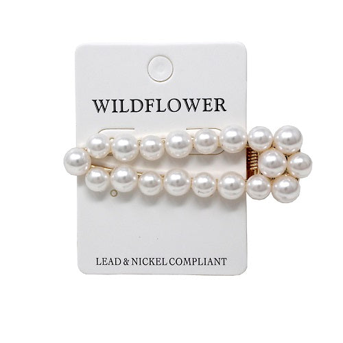 Pearl hair accessory