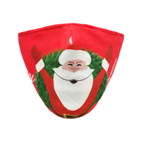 Santa Claus cotton mask