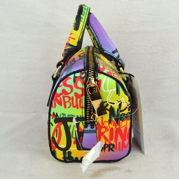 Graffiti boston bag - mt2