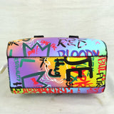Graffiti boston bag - mt6