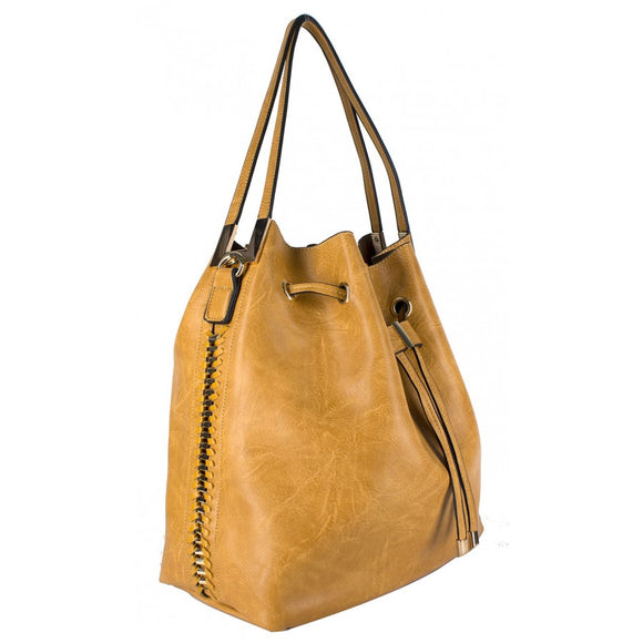 3 in 1 Bucket bag - taupe