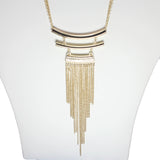TASSEL NECKLACE SET
