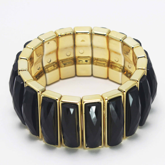 STRETCH STUD BRACELET