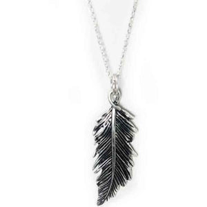 FEATHER NECKLACE SET - Pink Vanilla