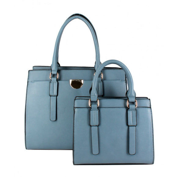 Classic tote double set - dark mint