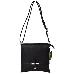 Classic crossbody bag - black