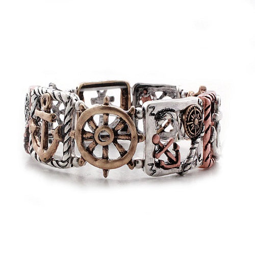 Nautical bracelet - multi