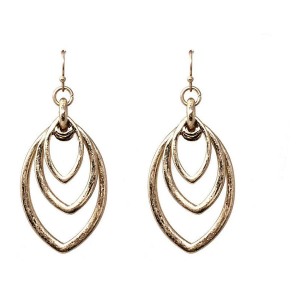 MULTI LAYERED EARRING